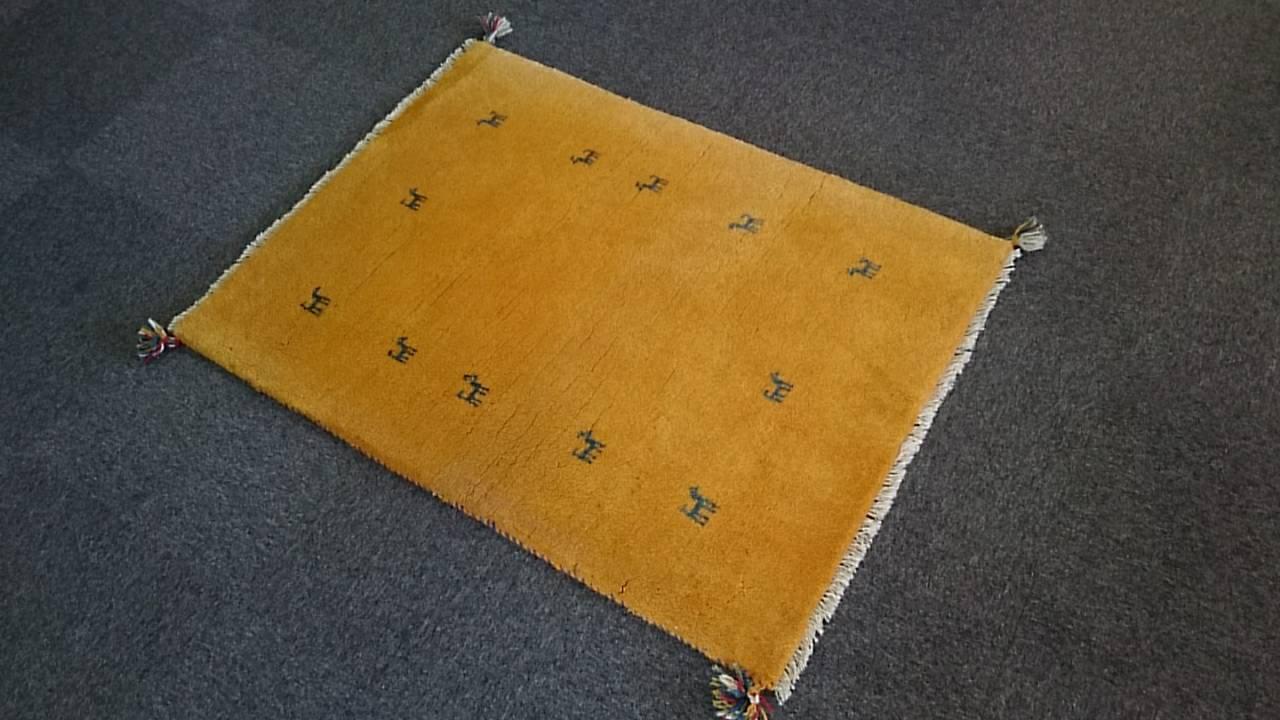 GA6934 ギャベ 89×118 手織り