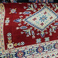 パキスタン絨毯